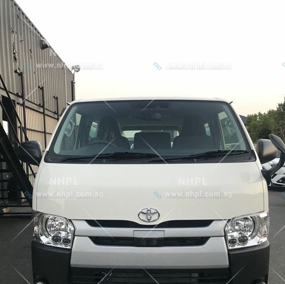BRAND NEW TOYOTA REGIUS ACE (IMPORT DIRECT FROM JAPAN